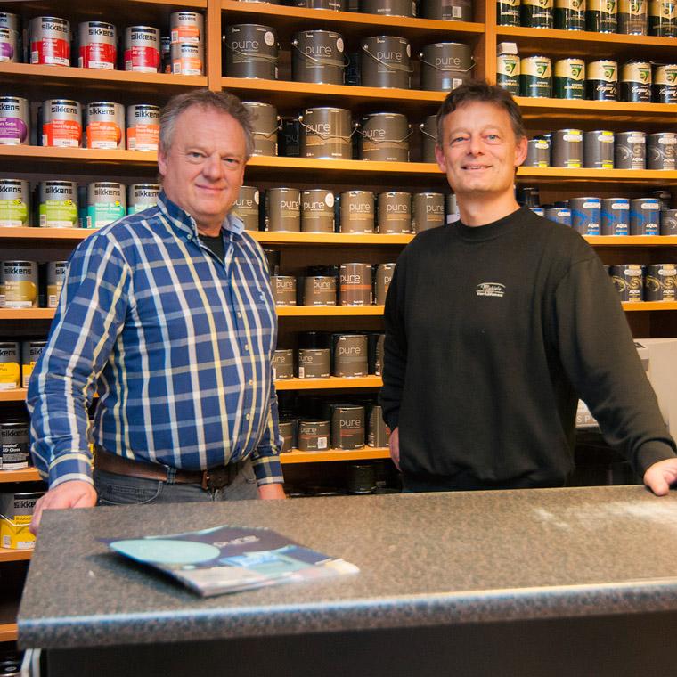 Verf & Wonen - Piet en Koen