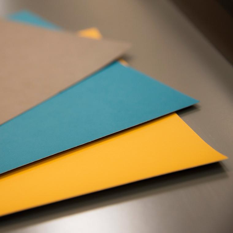 Verf & Wonen - kleurenstalen