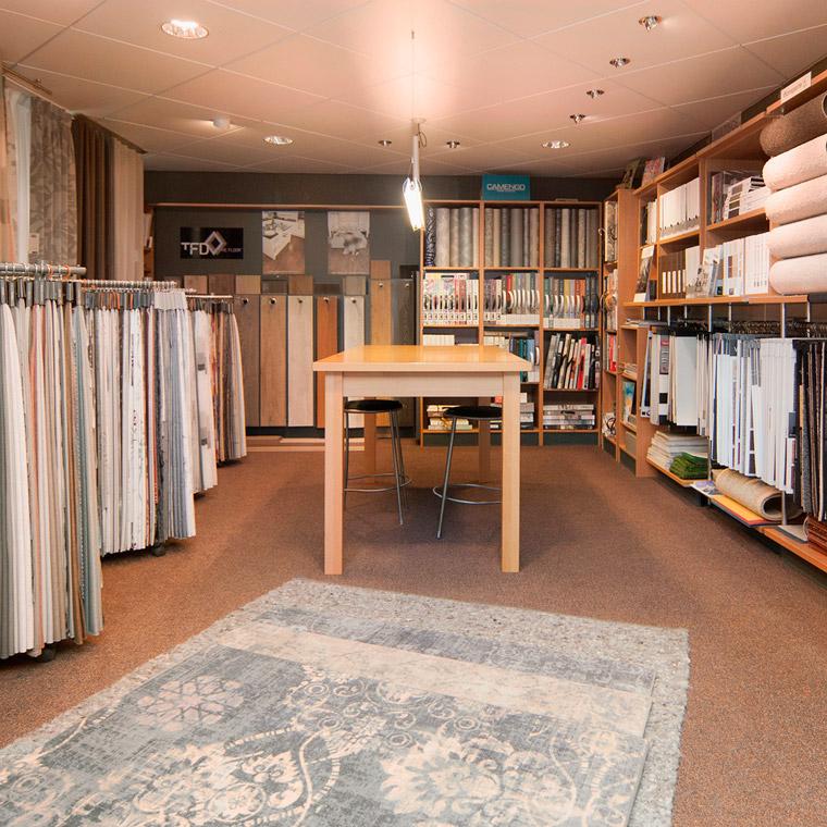 Verf & Wonen - winkel binnen